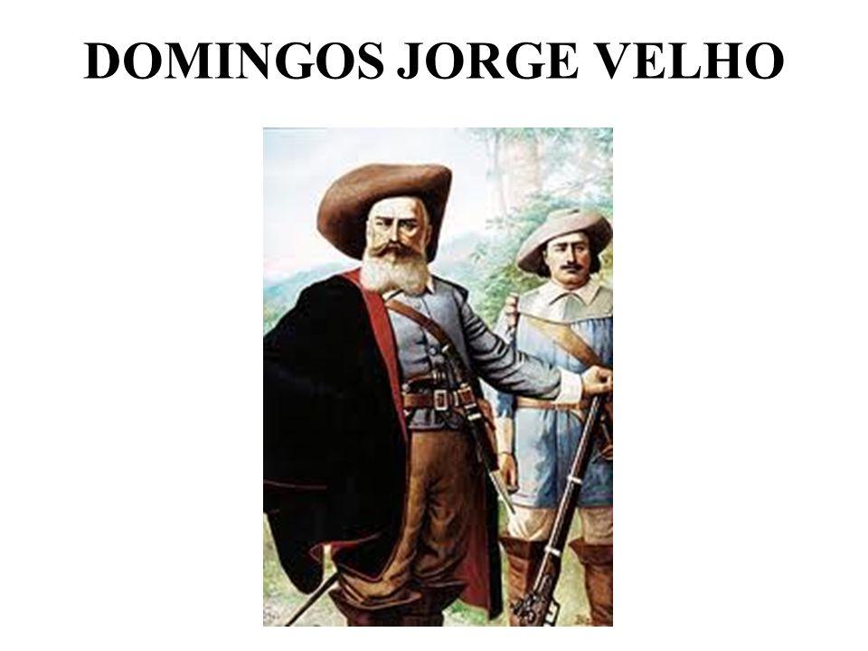 DOMINGOS JORGE VELHO