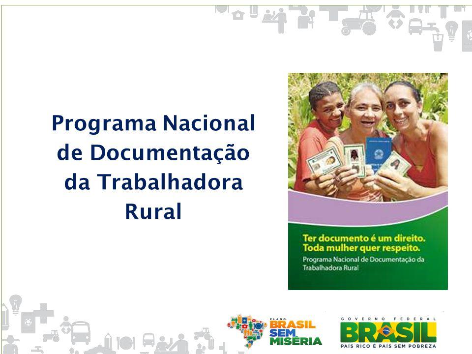 Programa Nacional de Documentação da Trabalhadora Rural