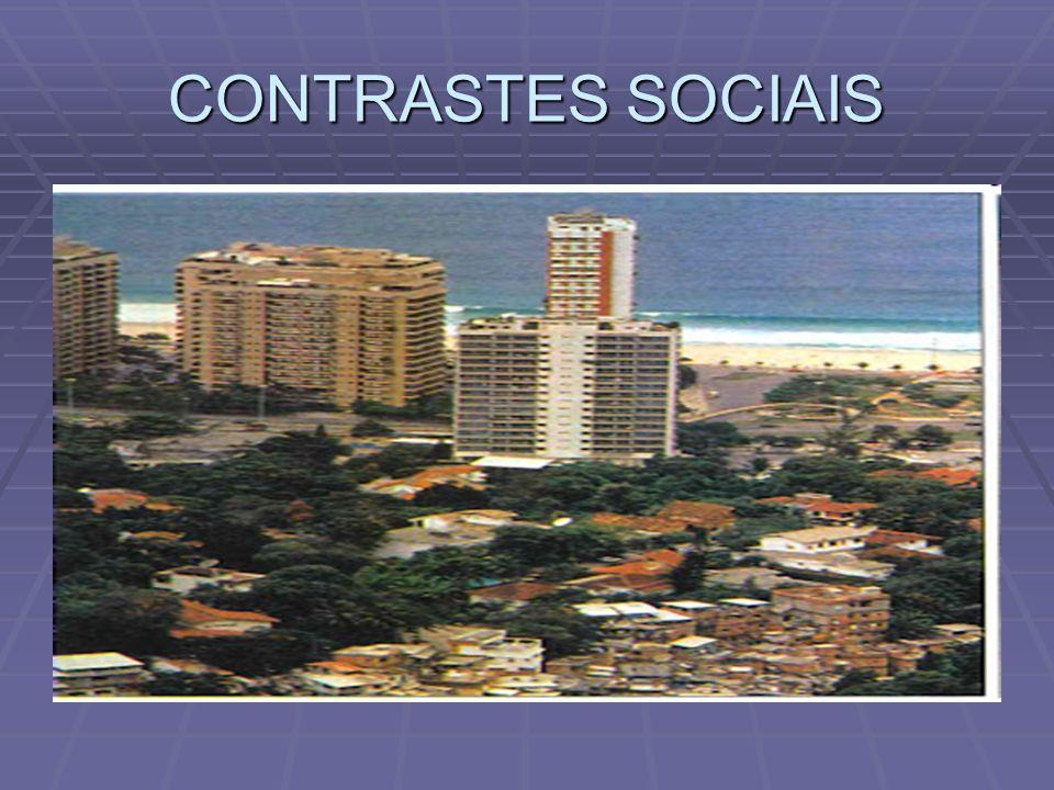 CONTRASTES SOCIAIS