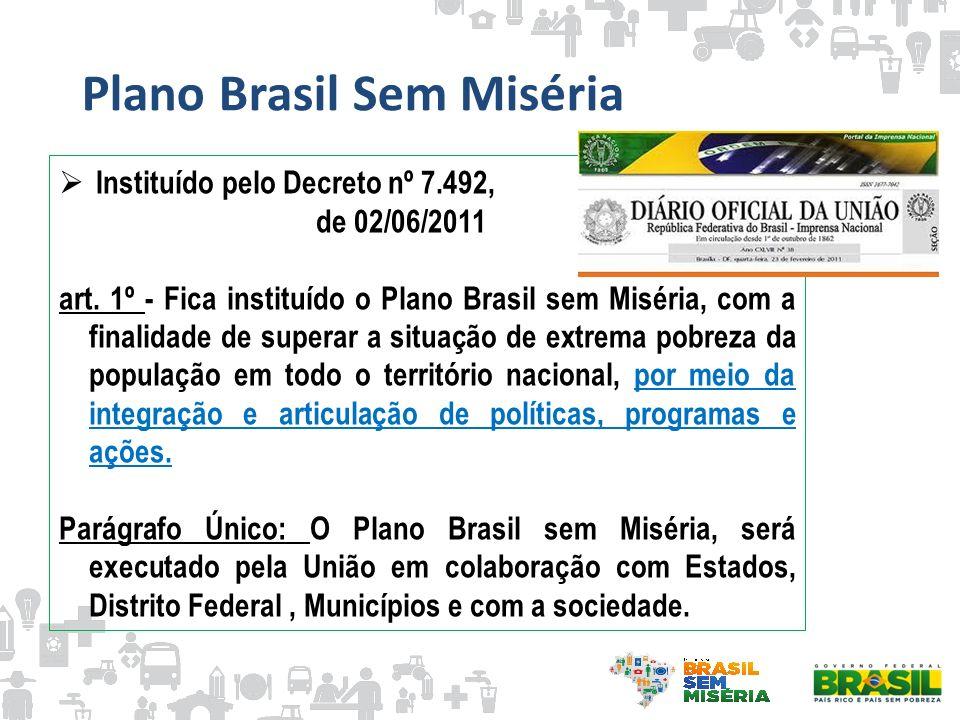 Plano Brasil Sem Miséria