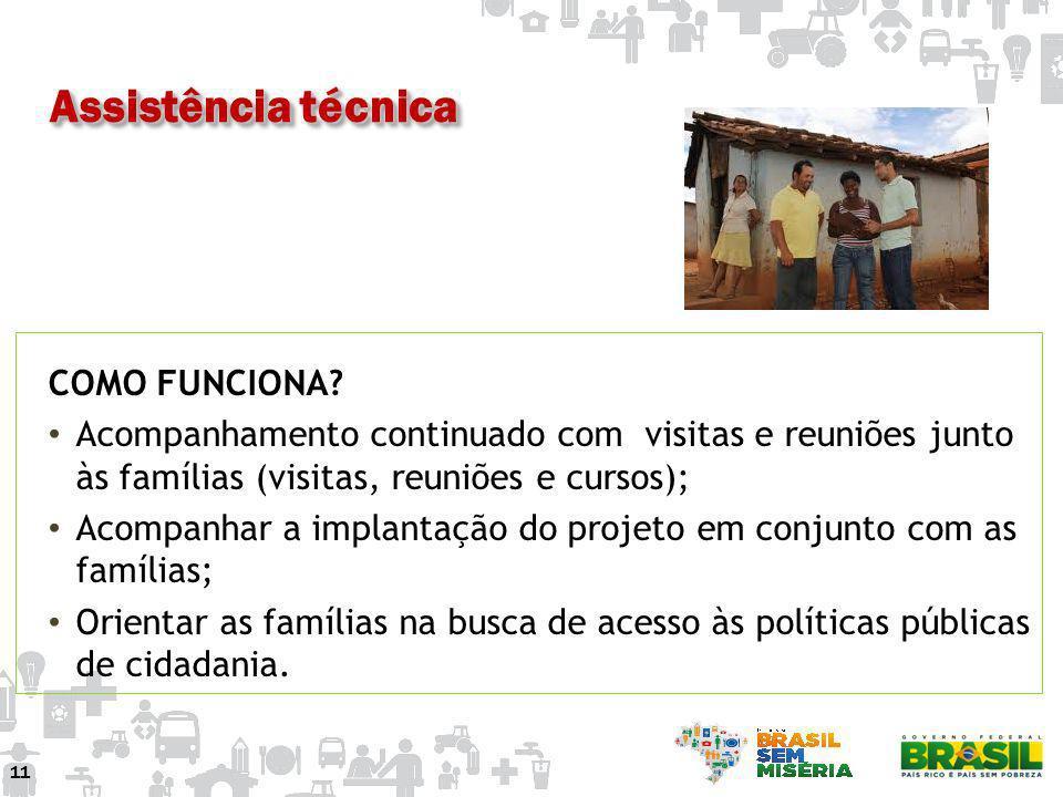 Assistência técnica COMO FUNCIONA
