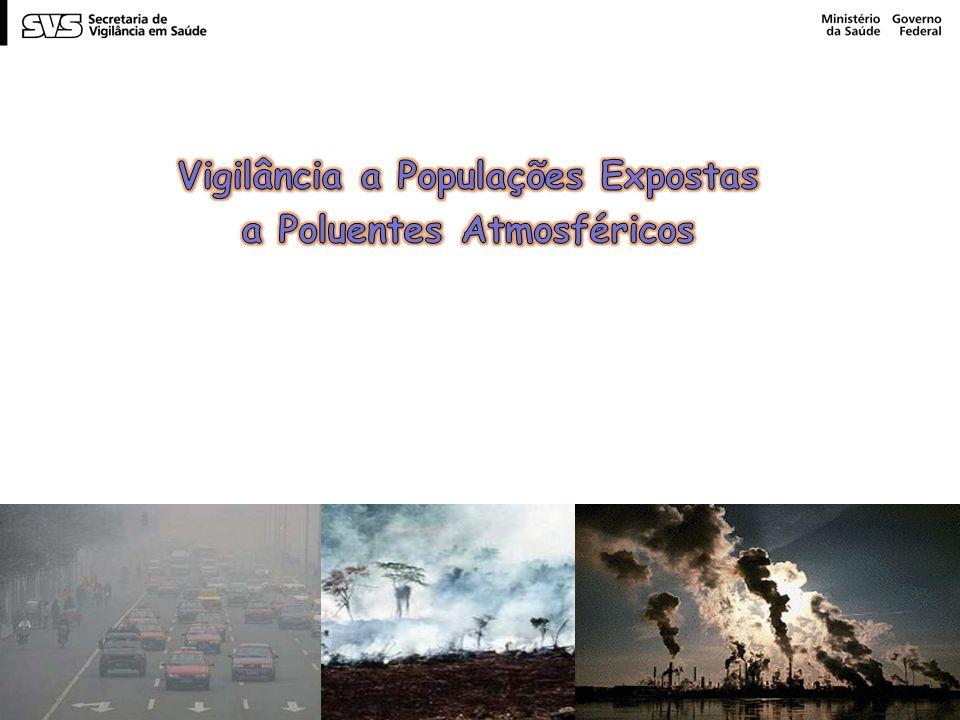 Vigilância a Populações Expostas a Poluentes Atmosféricos