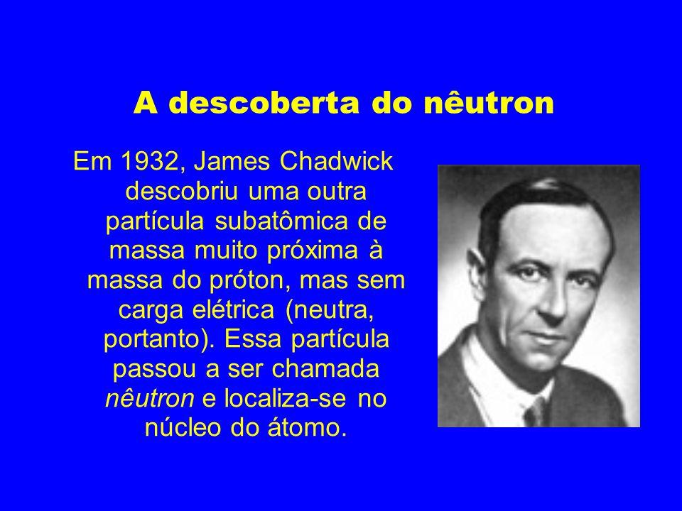 A descoberta do nêutron