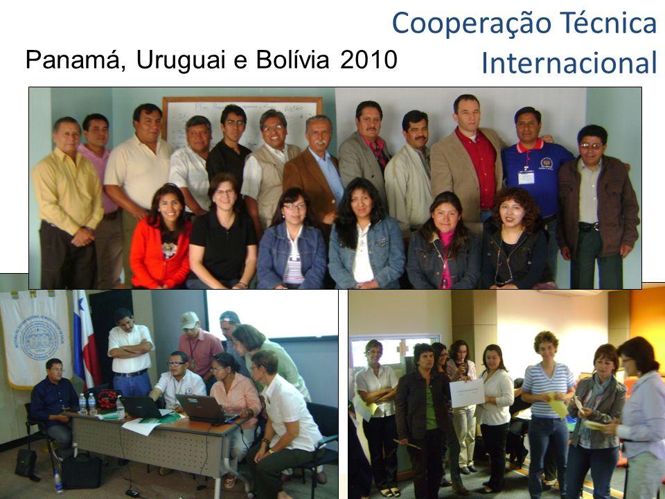 Cooperação Técnica Internacional