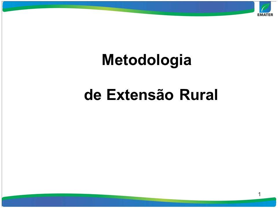 Metodologia de Extensão Rural 1 1