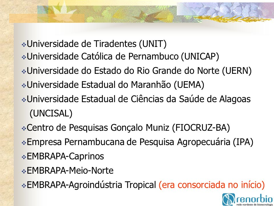 Universidade de Tiradentes (UNIT)