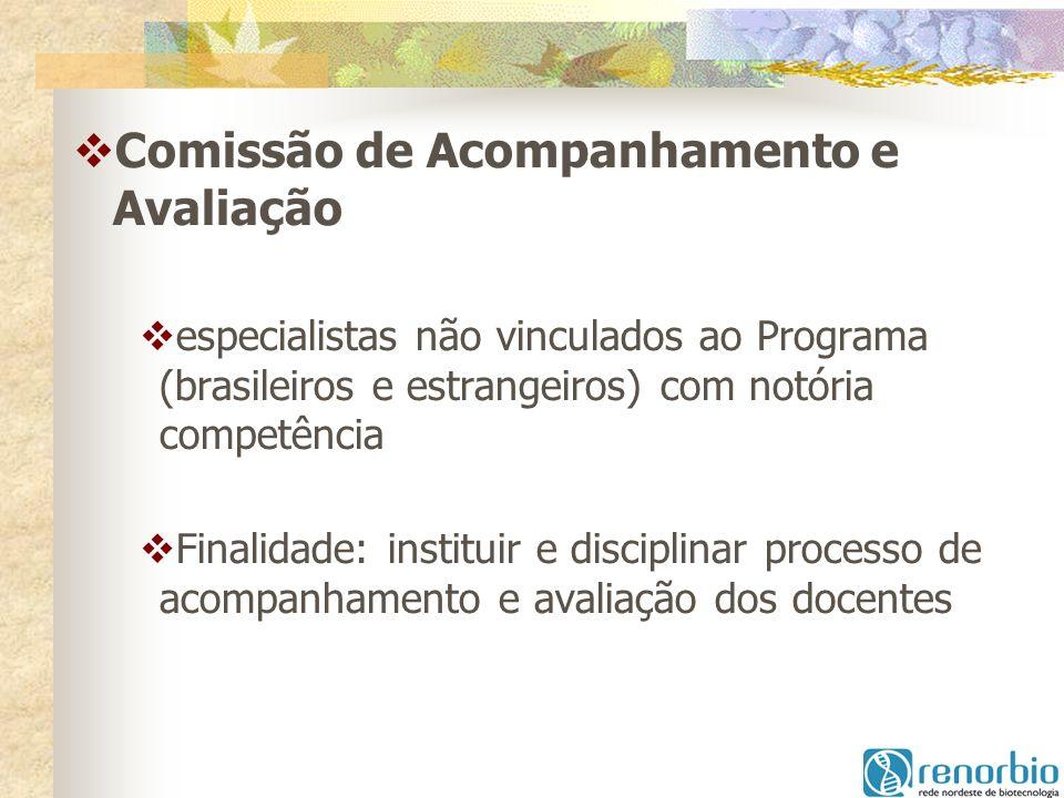 Comissão de Acompanhamento e Avaliação