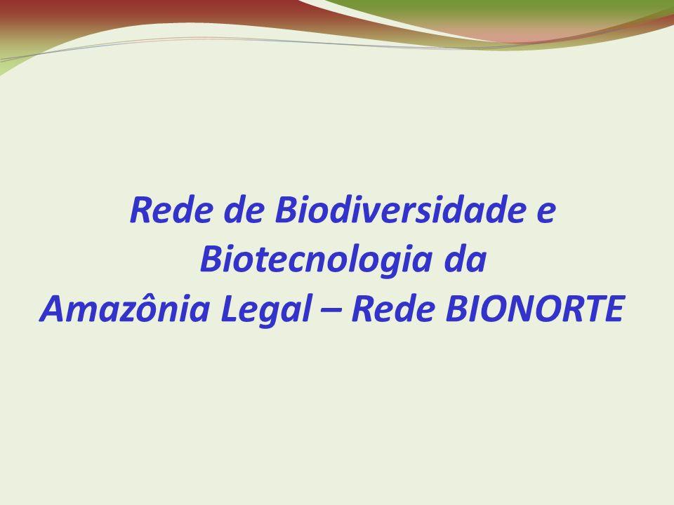 Rede de Biodiversidade e Biotecnologia da