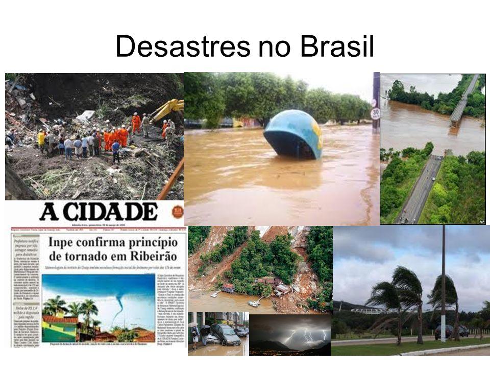 Desastres no Brasil 6