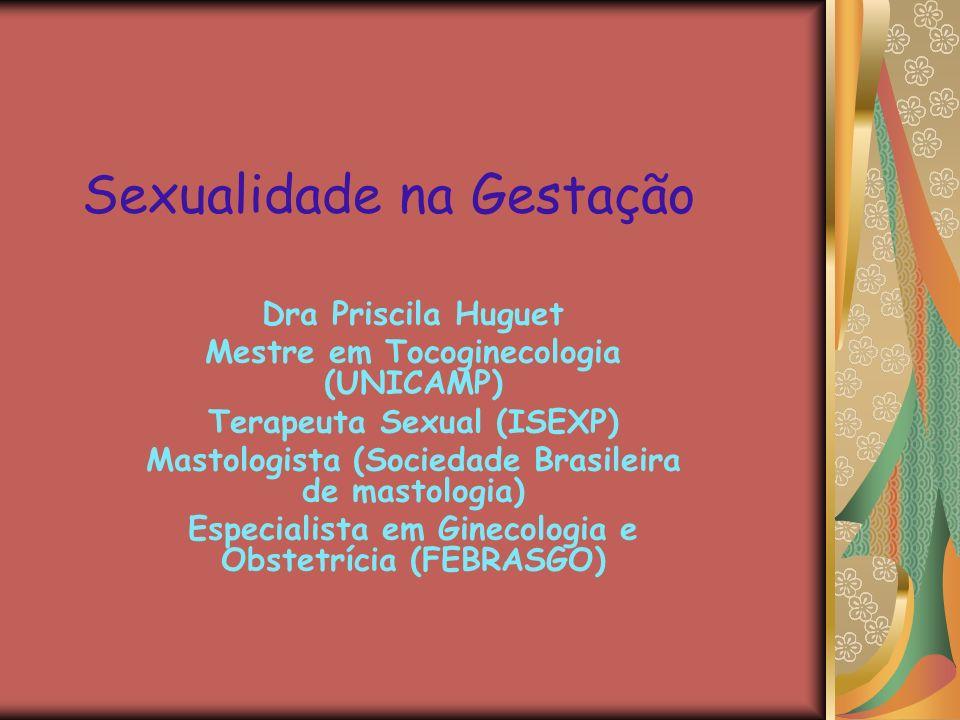 Sexualidade na Gestação