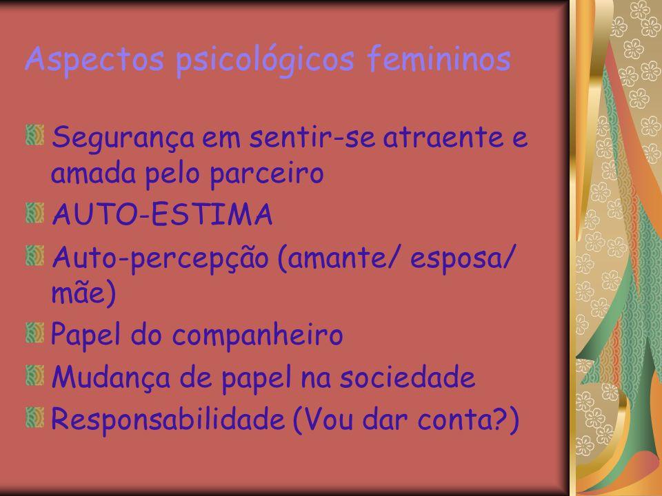 Aspectos psicológicos femininos