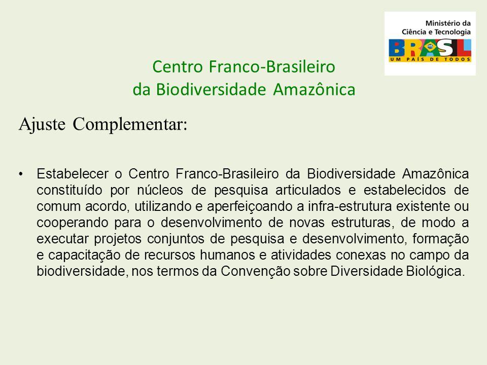 Centro Franco-Brasileiro da Biodiversidade Amazônica