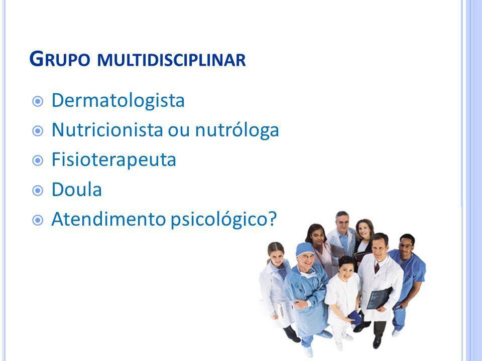 Grupo multidisciplinar