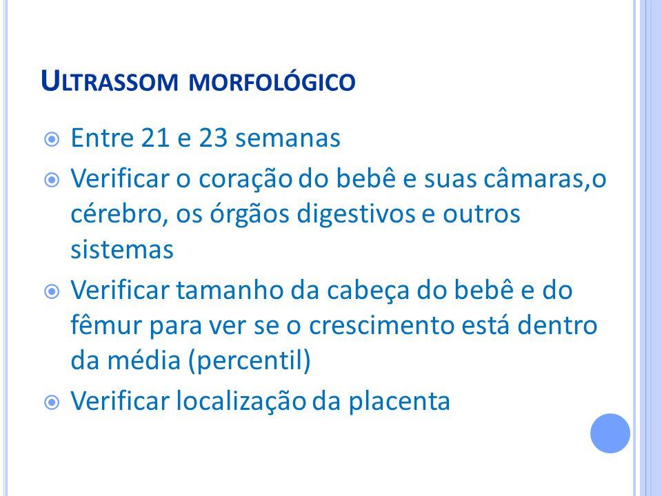 Ultrassom morfológico