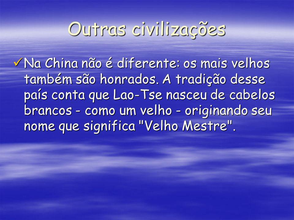 Outras civilizações