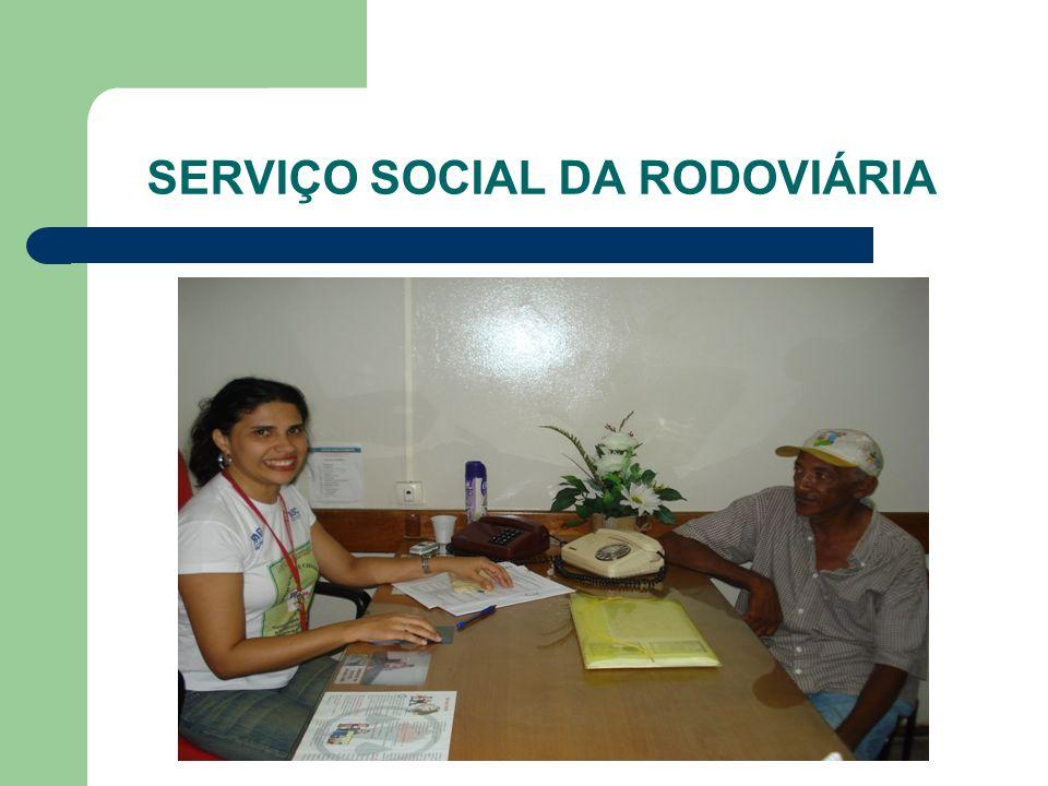 SERVIÇO SOCIAL DA RODOVIÁRIA