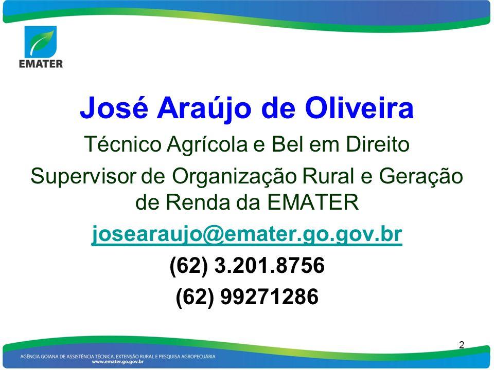 José Araújo de Oliveira