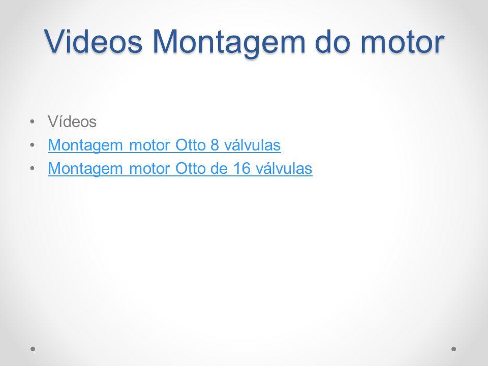 Videos Montagem do motor