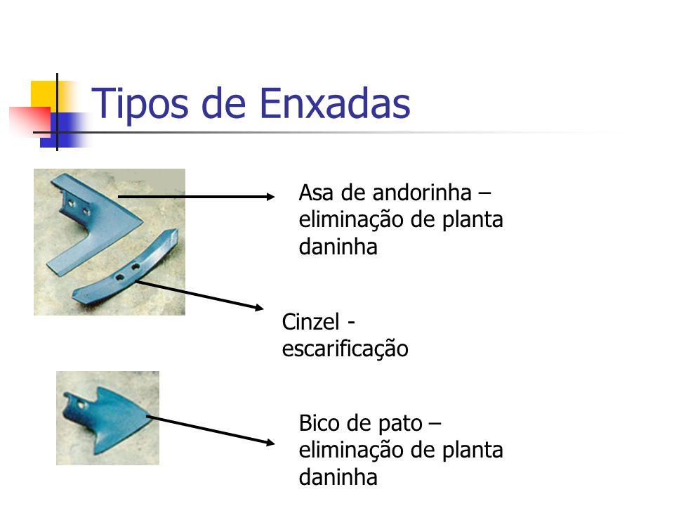 Tipos de Enxadas Asa de andorinha – eliminação de planta daninha
