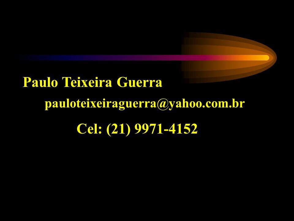 Paulo Teixeira Guerra Cel: (21) 9971-4152