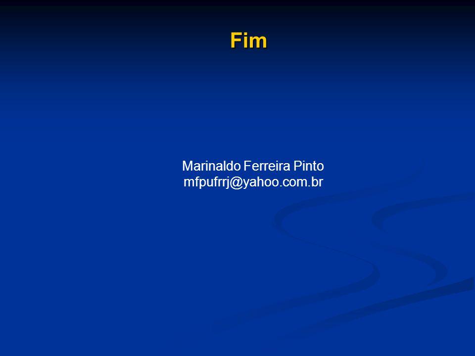 Marinaldo Ferreira Pinto