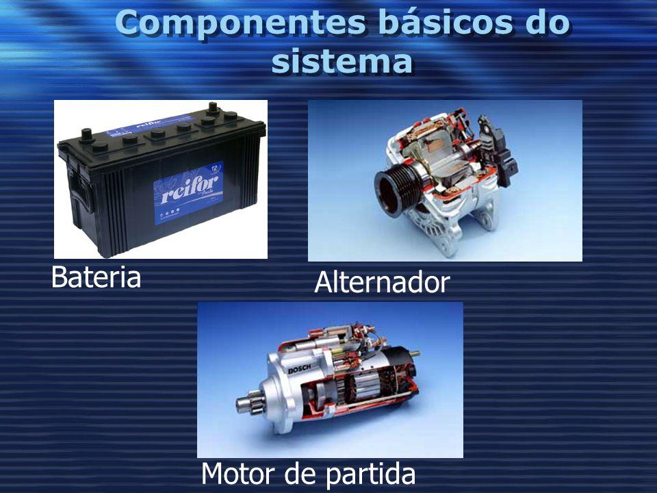 Componentes básicos do sistema