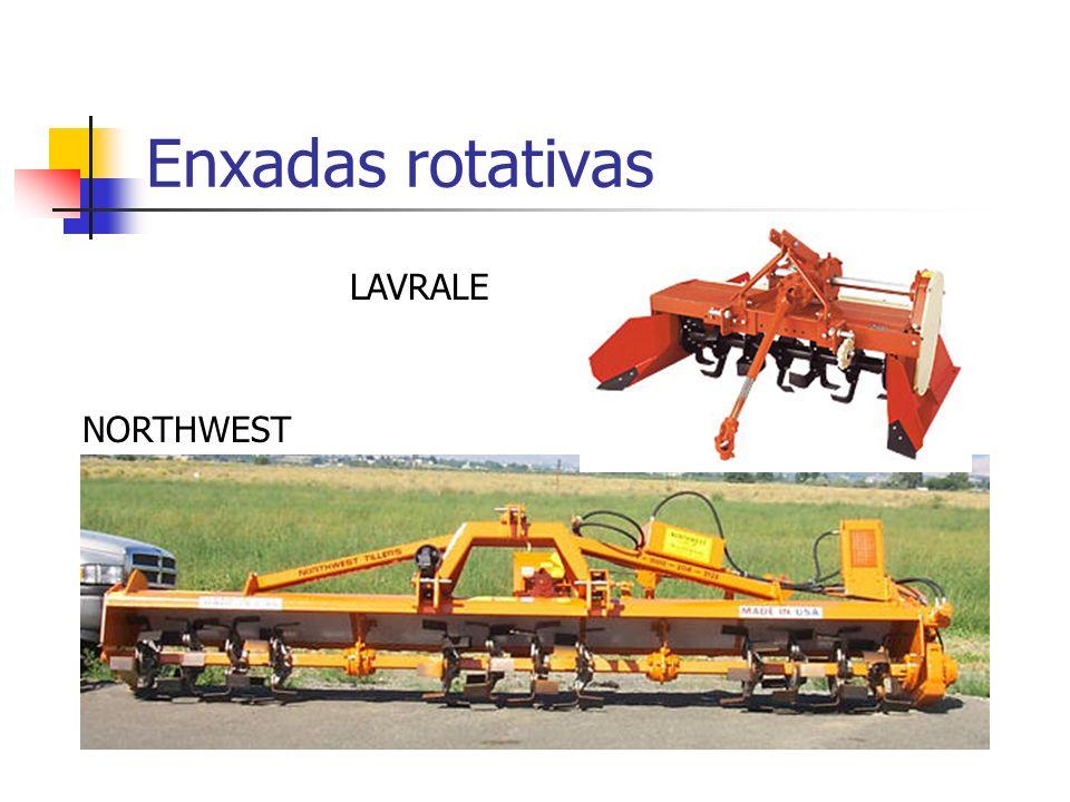 Enxadas rotativas LAVRALE NORTHWEST