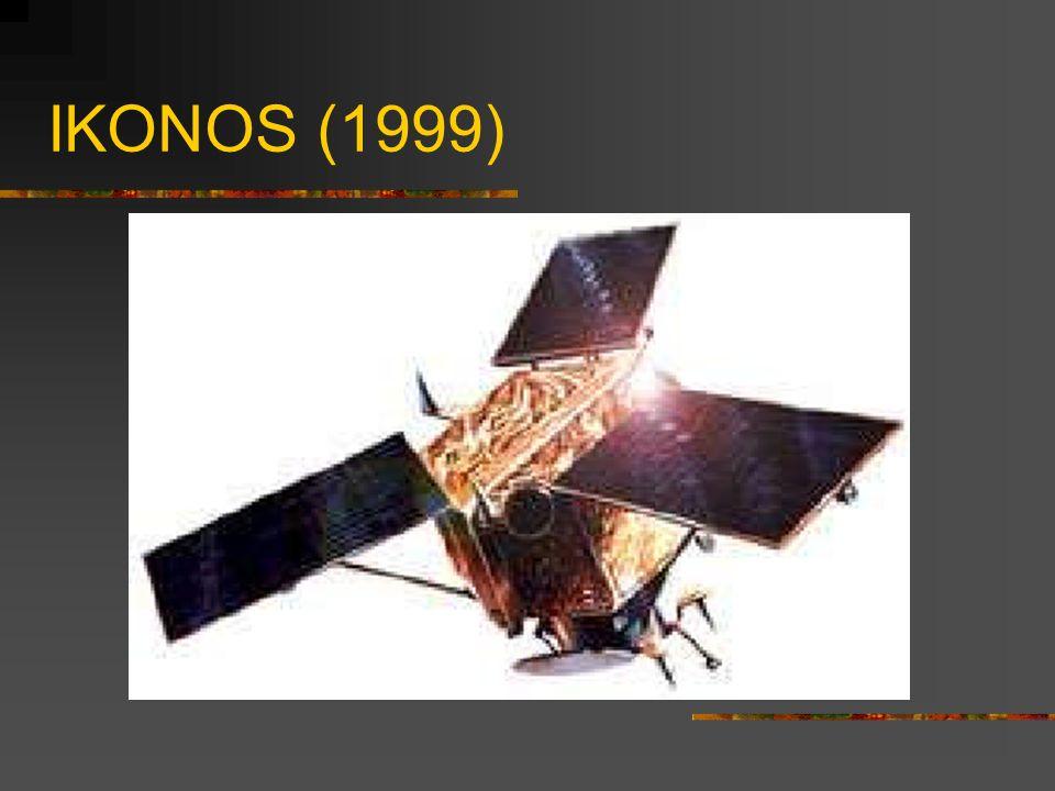 IKONOS (1999)