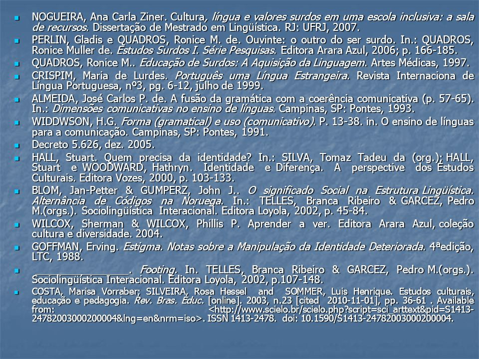 NOGUEIRA, Ana Carla Ziner