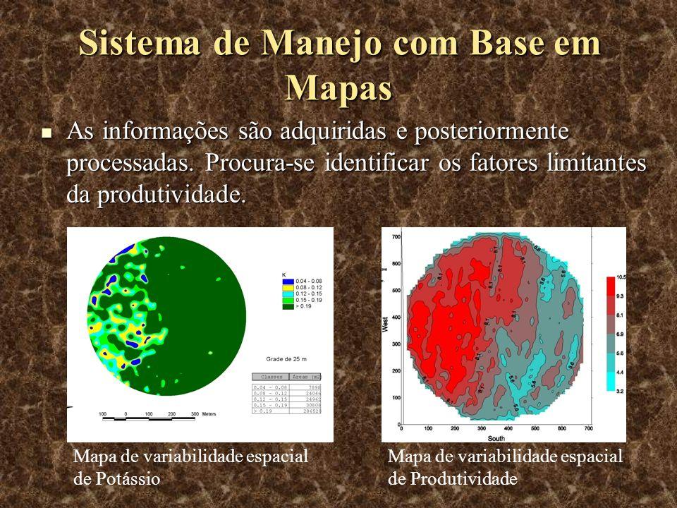 Sistema de Manejo com Base em Mapas