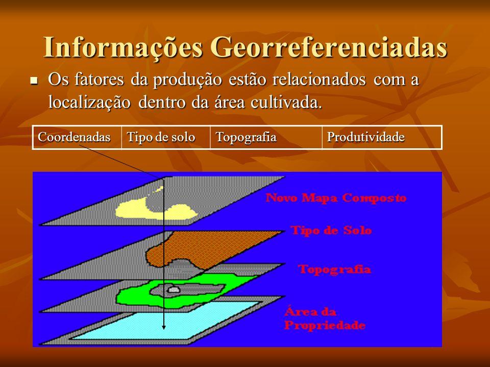 Informações Georreferenciadas