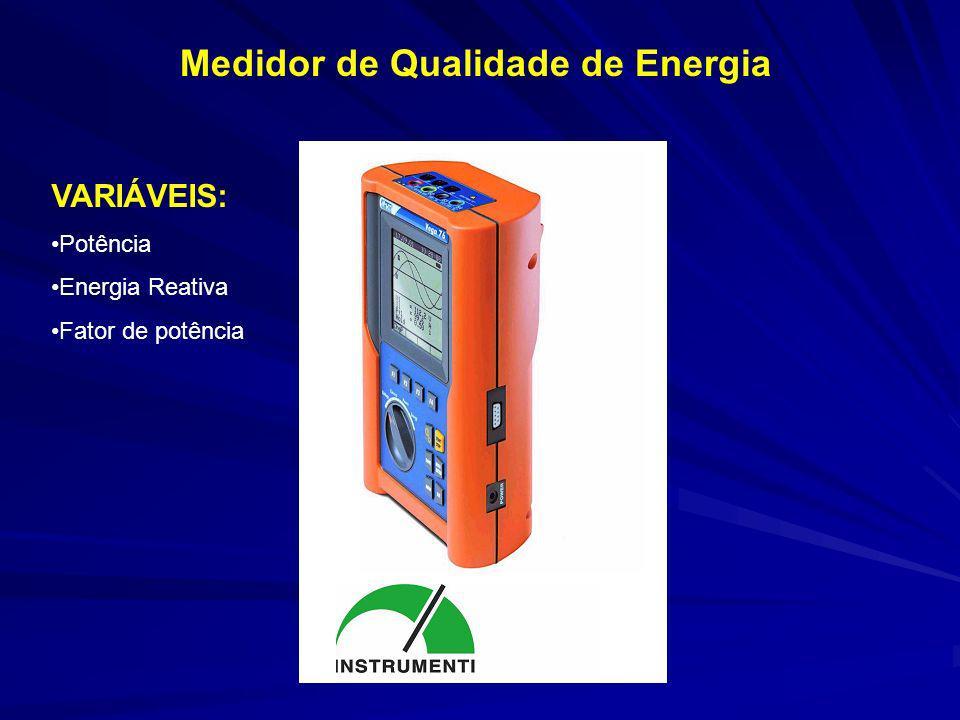 Medidor de Qualidade de Energia