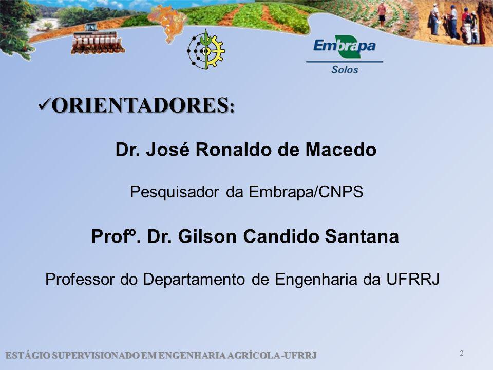 Dr. José Ronaldo de Macedo