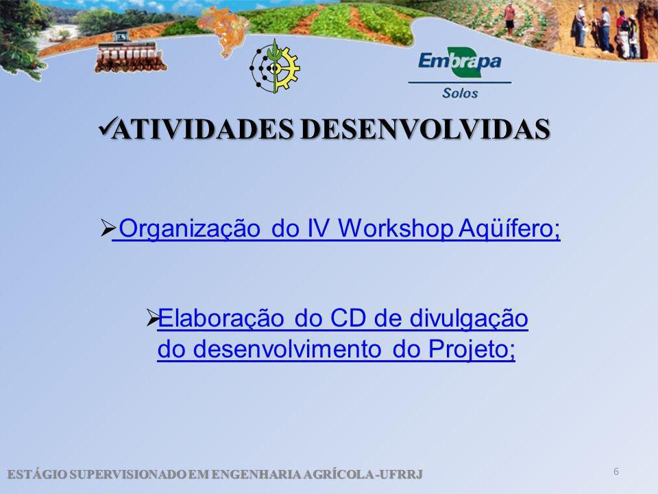 Elaboração do CD de divulgação do desenvolvimento do Projeto;