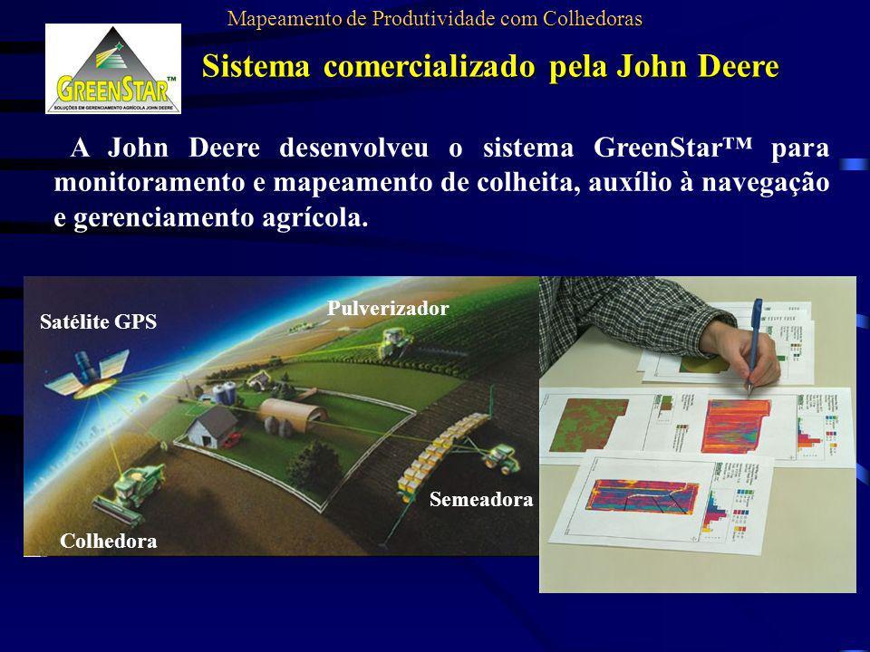 Sistema comercializado pela John Deere