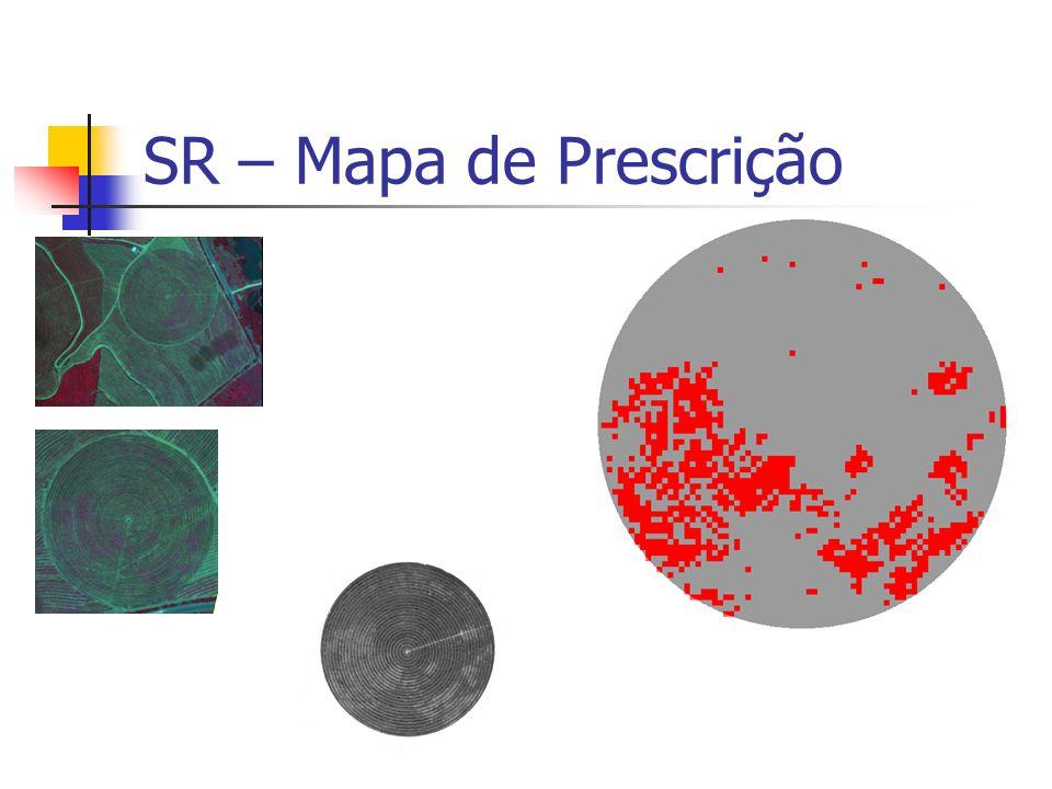 SR – Mapa de Prescrição