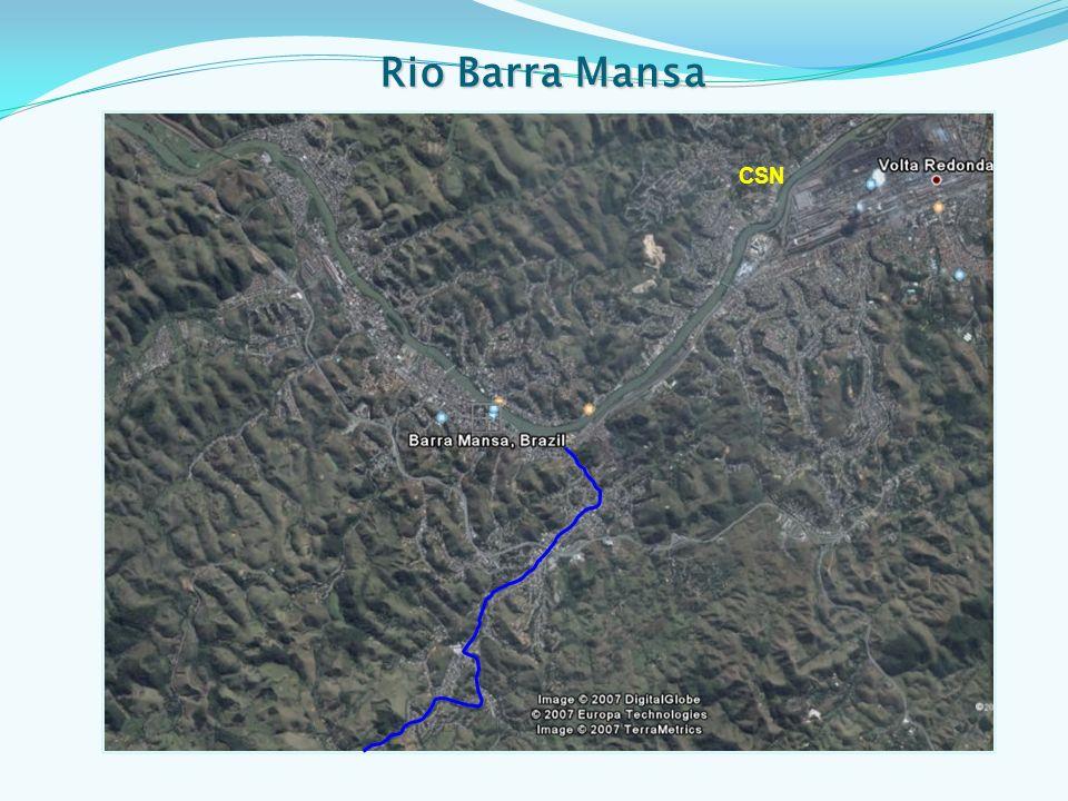 Rio Barra Mansa CSN