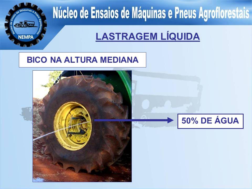 LASTRAGEM LÍQUIDA BICO NA ALTURA MEDIANA 50% DE ÁGUA