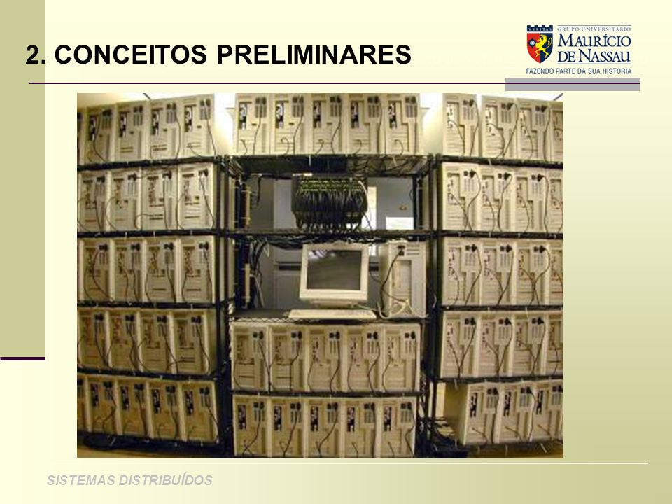 2. CONCEITOS PRELIMINARES