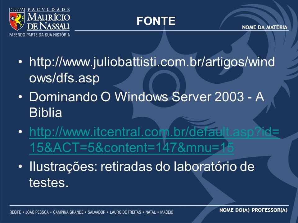 Dominando O Windows Server 2003 - A Biblia