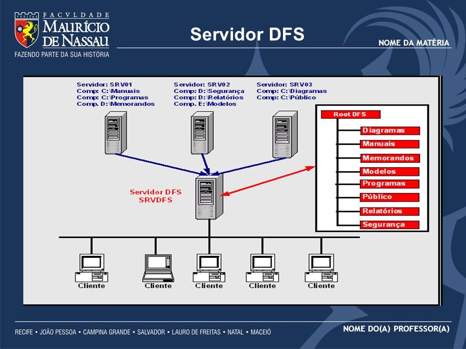 Servidor DFS