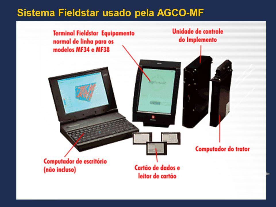 Sistema Fieldstar usado pela AGCO-MF
