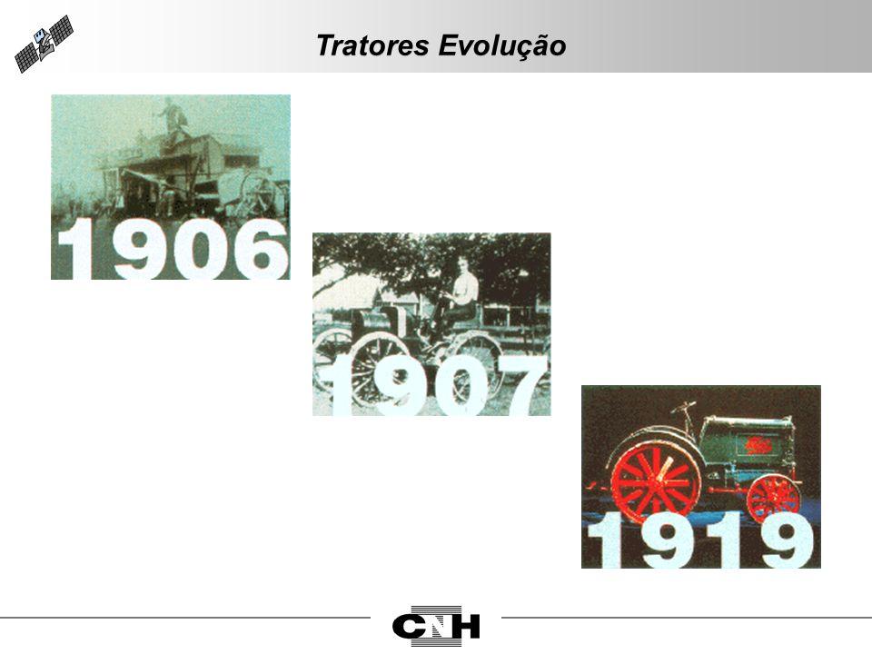 Tratores Evolução