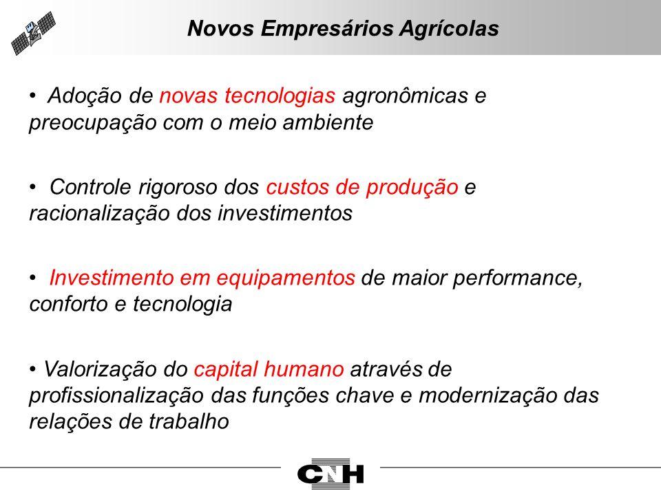 Novos Empresários Agrícolas