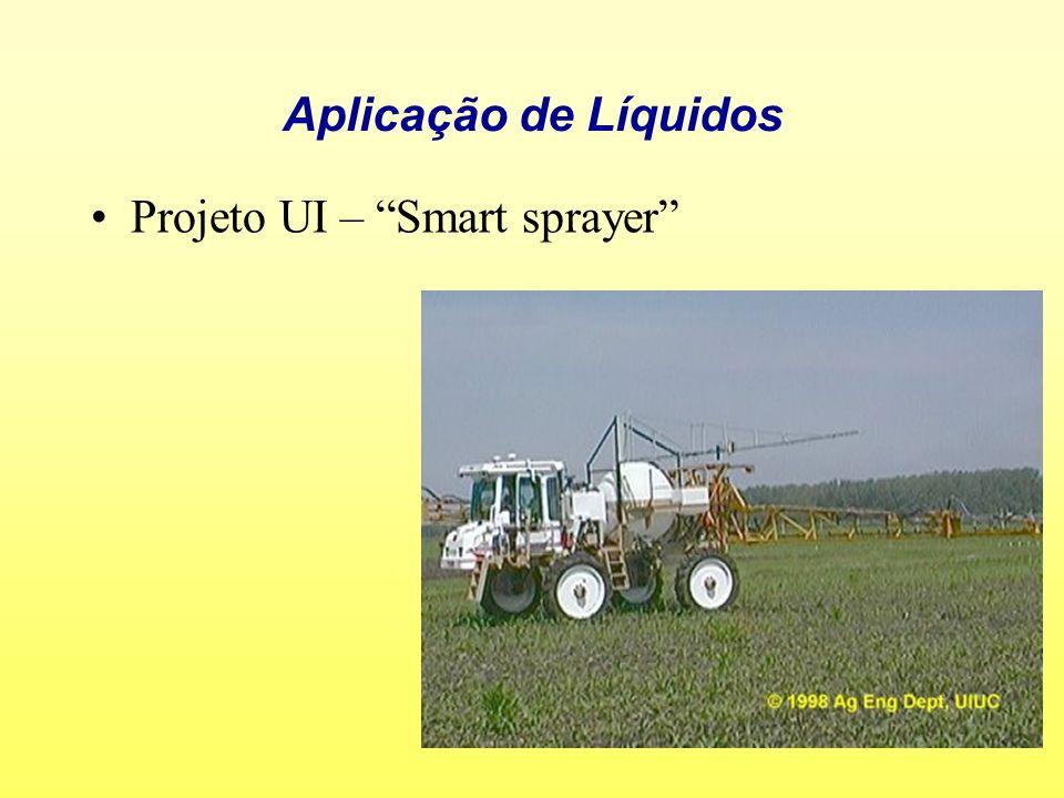 Aplicação de Líquidos Projeto UI – Smart sprayer