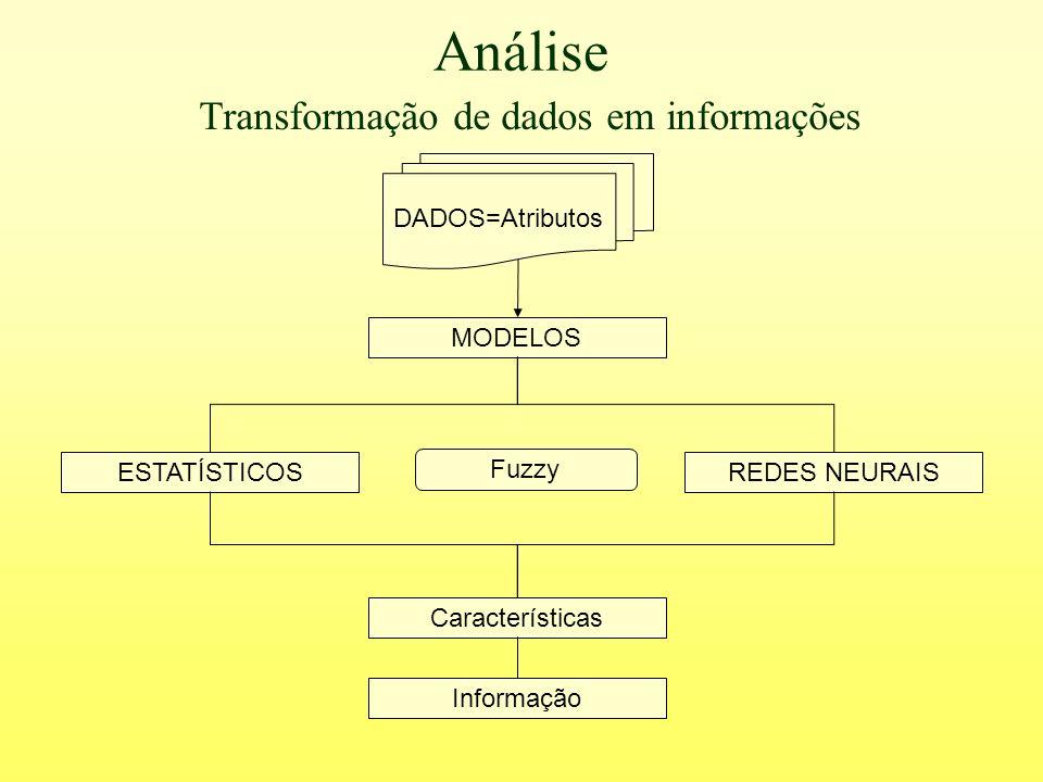 Transformação de dados em informações