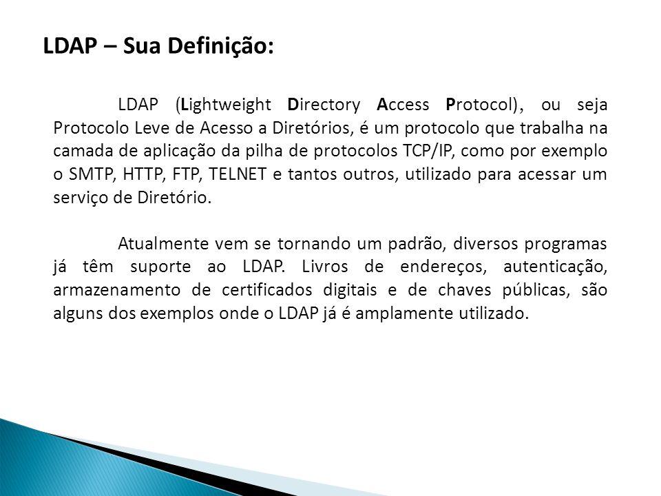 LDAP – Sua Definição: