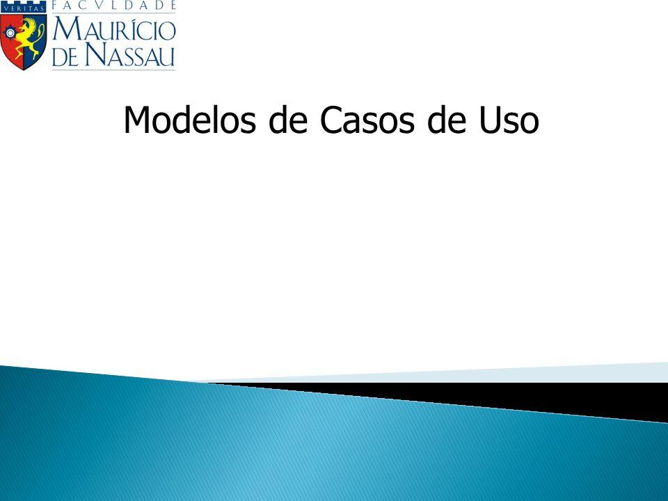 Modelos de Casos de Uso