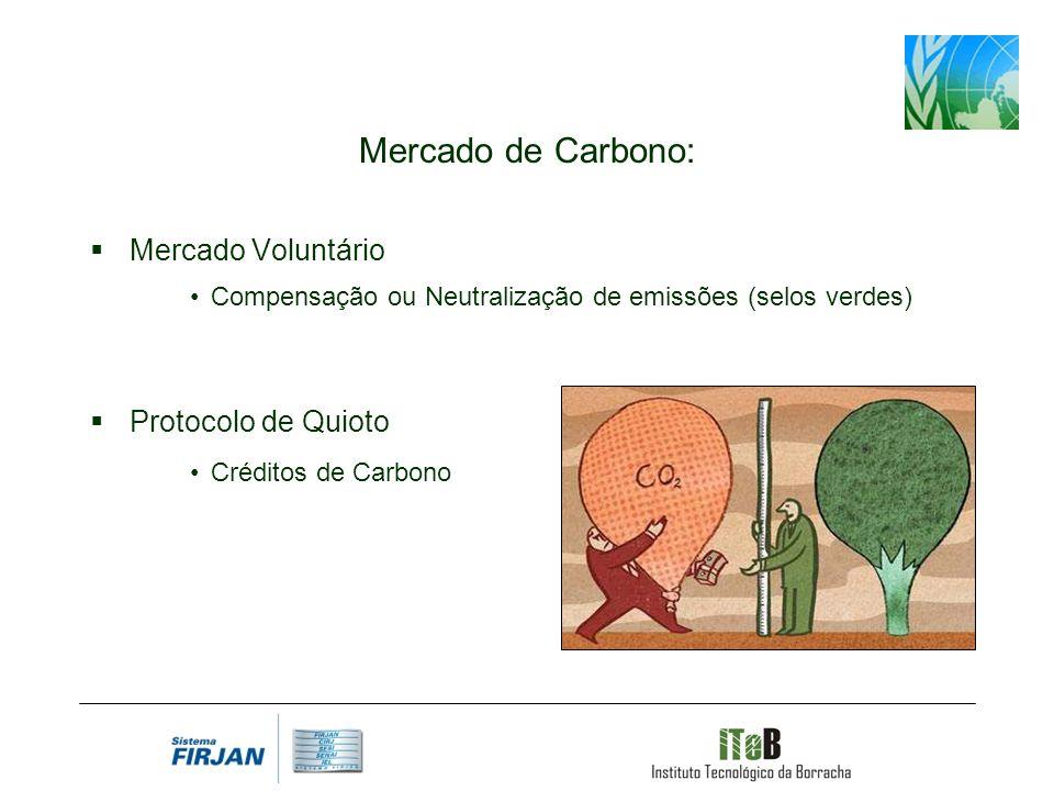 Mercado de Carbono: Mercado Voluntário Protocolo de Quioto