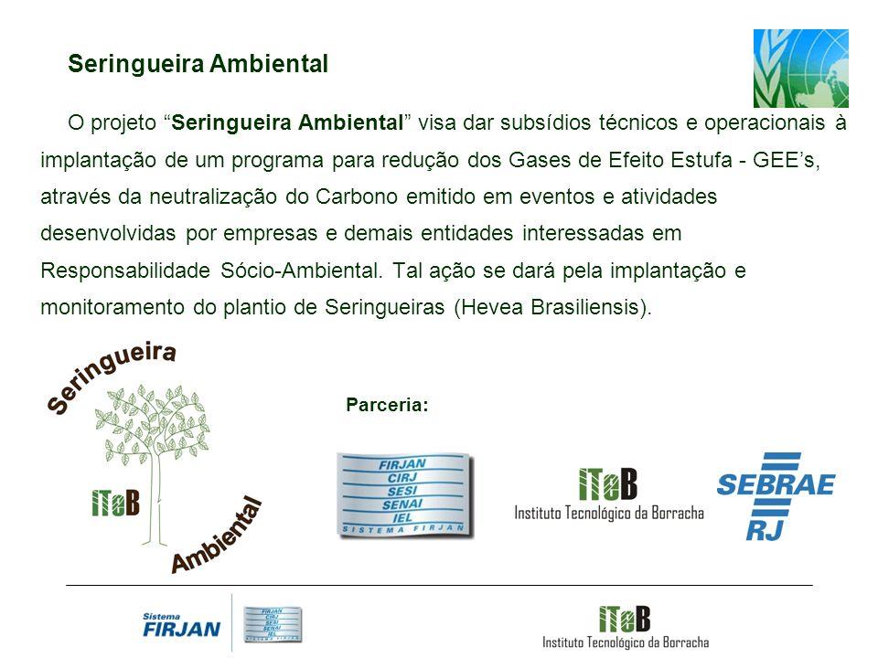 Seringueira Ambiental